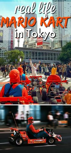 Mario Kart in Tokyo is CRAZY FUN. These travel tips on how to Mario Kart in Japan are ace. I'll definitely be trying this out. #japan #tokyo #mariokart #tokyomariokart #mariokarttokyo