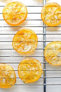 to make candied lemons. These easy Candied Lemons are a great addition to de. -How to make candied lemons. These easy Candied Lemons are a great addition to de. Meyer Lemon Recipes, Citrus Recipes, Lemon Desserts, Fruit Recipes, Candy Recipes, Delicious Desserts, Dessert Recipes, Cooking Recipes, Gourmet Desserts
