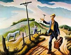 Image result for thomas hart benton