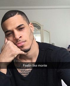 Follow me : @ĻĔĖǨǞ Hot Black Guys, Fine Black Men, Gorgeous Black Men, Just Beautiful Men, Handsome Black Men, Fine Men, Cute Lightskinned Boys, Cute Guys, Hot Boys