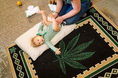 Pregnant Women Turn to Marijuana Perhaps Harming Infants