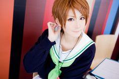 Riko Aida from Kuroko's Basketball Cosplay || anime cosplay