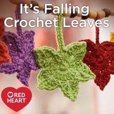 It's Falling Crochet