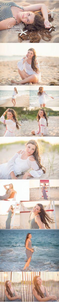 Senior Session, Beach Edition! #seniorsession #beachedition #seniorportraits