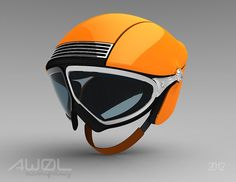 Andy Logan's Alpina ski helmet, which echoes this beautiful 911 that featured in our original contest announcement.