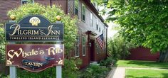 Book yourself at the Pilgrim's Inn!