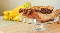Protein Packed Banana Bread - Sweeter Life Club