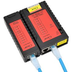 F-blue M726AT Cable Tester Multi-Modular Multifunction USB RJ45 RJ-11 Wire LAN Network Ethernet Line Checker