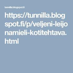 https://tunnilla.blogspot.fi/p/veljeni-leijonamieli-kotitehtava.html
