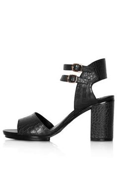 RISK Two Part Heeled Sandals - New In This Week  - New In #topshoppromqueen