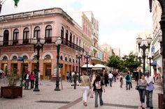 Pontos turísticos famosos de Curitiba