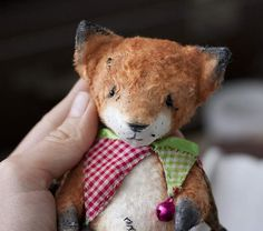 Fox-cub Carrot by By Nastia and Cat | Bear Pile