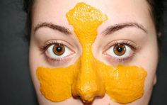Masque au curcuma : pour un teint éclatant l'acné la rosacée et les cernes En Asie on utilise les masques de beauté au curcuma depuis plusieurs siècles
