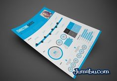 Plantilla de Curriculum para Diseñadores | Jumabu! Design Tools - Vectorizados - Iconos - Vectores - Texturas