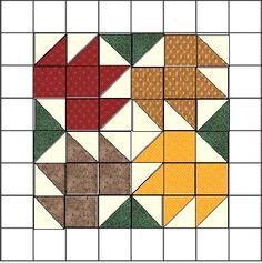 Quilt Square Patterns, Patchwork Quilt Patterns, Barn Quilt Patterns, Applique Quilts, Patchwork Tutorial, Modern Quilt Blocks, Star Quilt Blocks, Half Square Triangle Quilts, Square Quilt