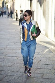 High On Fashion: #ELLEGUESSReporter: High On Fashion Denim Series