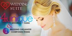 Download and review of Wedding Suite - WordPress Wedding Theme, one of the best Themeforest Wedding themes