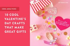 10 easy Valentine's Day crafts that make cool, affordable gifts