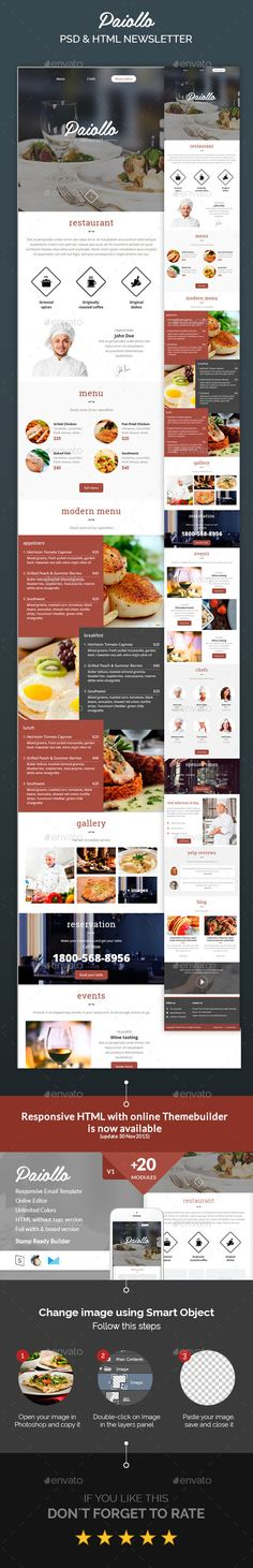 Royal - Responsive Email Template + Online Editor Responsive email - responsive email template