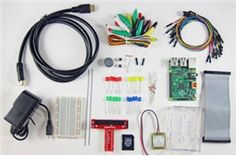 Raspberry Pi Projects Kit: explore computer programming and electronics while working through a series of eight creative projects. [Source: Science Buddies, https://store.sciencebuddies.org/SPF-6000-KIT/raspberry-pi-projects-kit.aspx?from=Pinterest] #code #STEM #scienceproject #code #STEAM