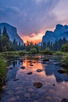 Dawn at Yosemite National Park California - Marcia Hooley - Google+