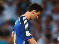 Lionel Messi retires from international football after Argentina's Copa America loss #Barcelona #Argentina #Football