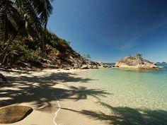 Doorila Beach, Bedarra Island - Australia
