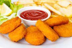 csirke nuggets – Google Kereső Baked Chicken Nuggets, Chicken Nugget Recipes, Cooking Fried Chicken, Crispy Chicken, Curry Recipes, Snack Recipes, Healthy Recipes, Kfc Style Chicken, Childrens Meals