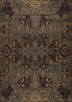 Manhattan Reserve - Park Avenue - Samad - Hand Made Carpets