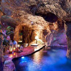 Indoor Pool Cave ✨