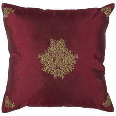 I pinned this Palace Pillow from the Maison Del Mar event at Joss and Main!  just like RL!