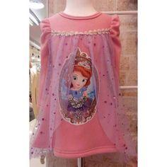 2015 new design spring  frozen dress from Yunhui garment