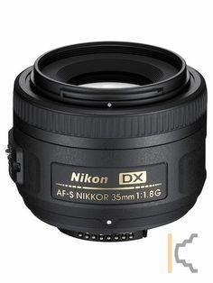 Nikkor AF-S 35mm F1.8 G DX