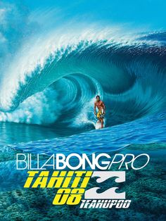 Surf art in surfing event posters — Club of the Waves Surf Vintage, Retro Surf, Tahiti, Bora Bora, Surf Competition, Surf Room, World Surf League, Surfing Pictures, Travel Posters