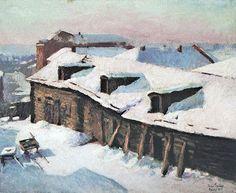 Soviet Art: Igor Grabar