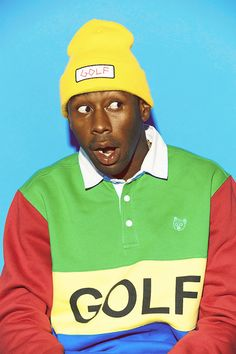 Odd Future's Golf Wang brand releases its Fall/Winter 2014 lookbook, complete with bold colors and a sense of humor.