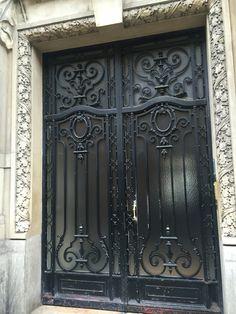 Door from Paris