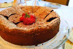 Mmm! La receta de Tarta de chocolate negro. Más recetas! >> recetasamericanas.com