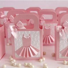 Ballerina Birthday Parties, Ballerina Party, Birthday Party Favors, Baby Birthday, Birthday Decorations, Baby Shower Centerpieces, Baby Shower Decorations, Baby Girl Cards, Party Packs