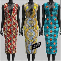 TribeOfAfrik shared a new photo on Etsy Style Inspiration: Latest Ankara Styles African dresses African American Fashion, African Inspired Fashion, African Print Fashion, Africa Fashion, African Print Dresses, African Fashion Dresses, African Dress Patterns, African Outfits, African Prints