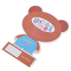 30 Page Creative Cartoon Bear Type Sticky Notes #jewelry, #women, #men, #hats, #watches, #belts