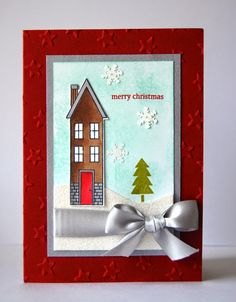 UK Independent Stampin' Up! Demonstrator - Julie Kettlewell: Stampin' Up! Holiday Home stamps