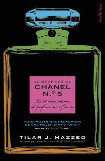 'El secreto de Chanel Nº5' de Tilar J. Mazzeo