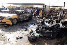 Car Bomb Kills 10 At Busy Baghdad Intersection
