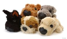 Artlist Collection THE DOG — Fluffy toy