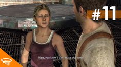 Uncharted Drake's Fortune PS4 - Part 11 - Wait, Zombies now?   Let's Play