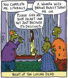 The Argyle Sweater Comic Strip, April 16, 2014 on GoComics.com