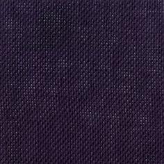 ANICHINI Fabrics | Linen Basketweave Aubergine Residential Fabric - a purple basketweave linen fabric