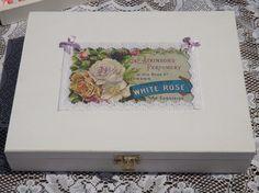 Handcrafted Keepsake Box £15.95