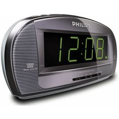 Compare the Best Clock radios Prices from shops in New Zealand Digital Alarm Clock, Alarm Clocks, Are You The One, Good Things, Display, Nightstand, Compact, Online Shopping, Audio